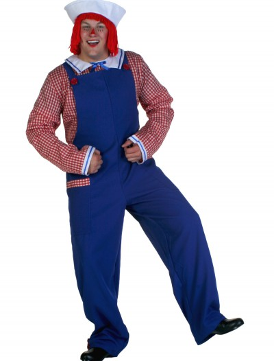 Plus Raggedy Andy Costume, halloween costume (Plus Raggedy Andy Costume)