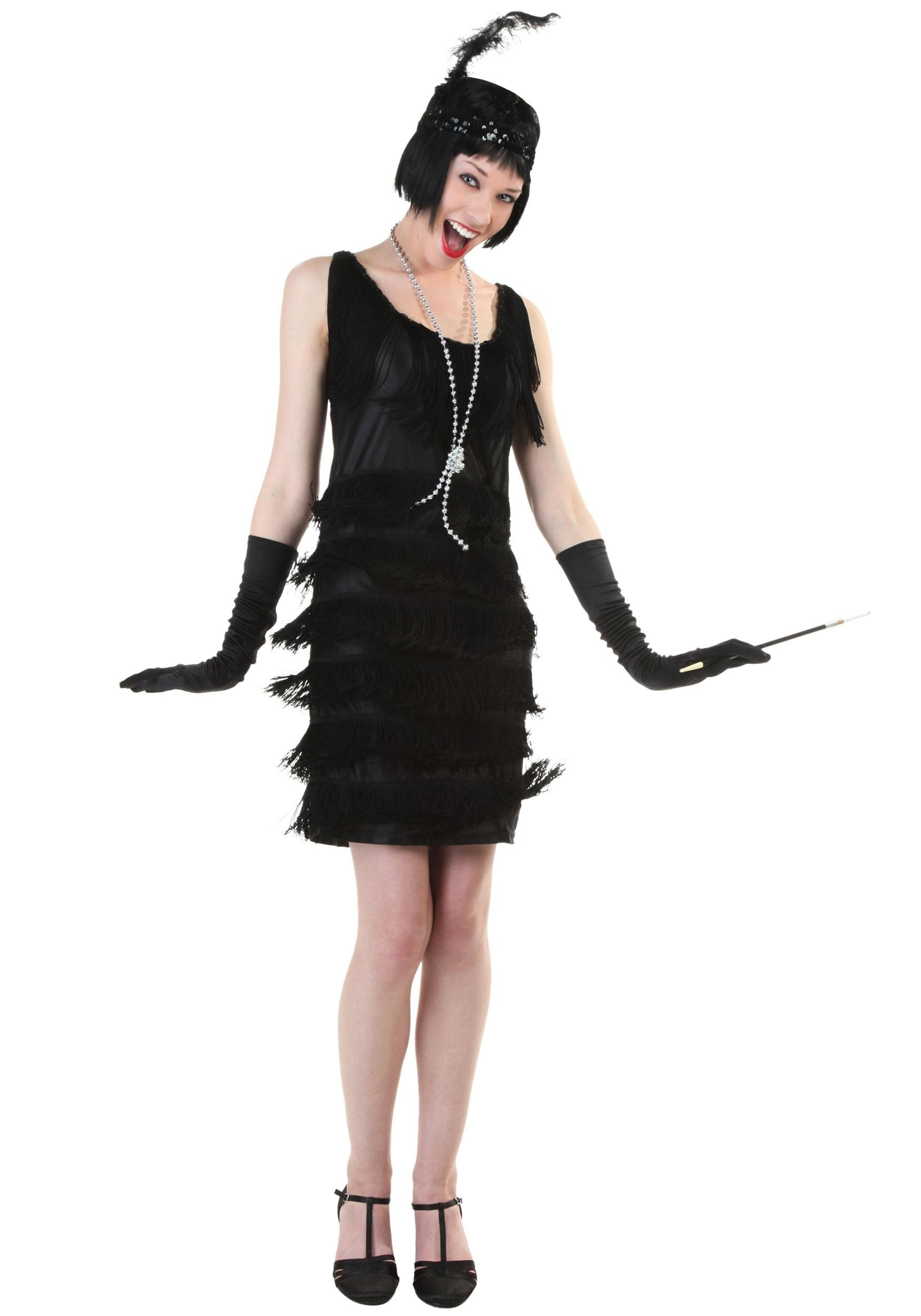 Как сделать платье в стиле чикаго своими руками