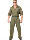 Plus Size Air Force Pilot Costume, halloween costume (Plus Size Air Force Pilot Costume)