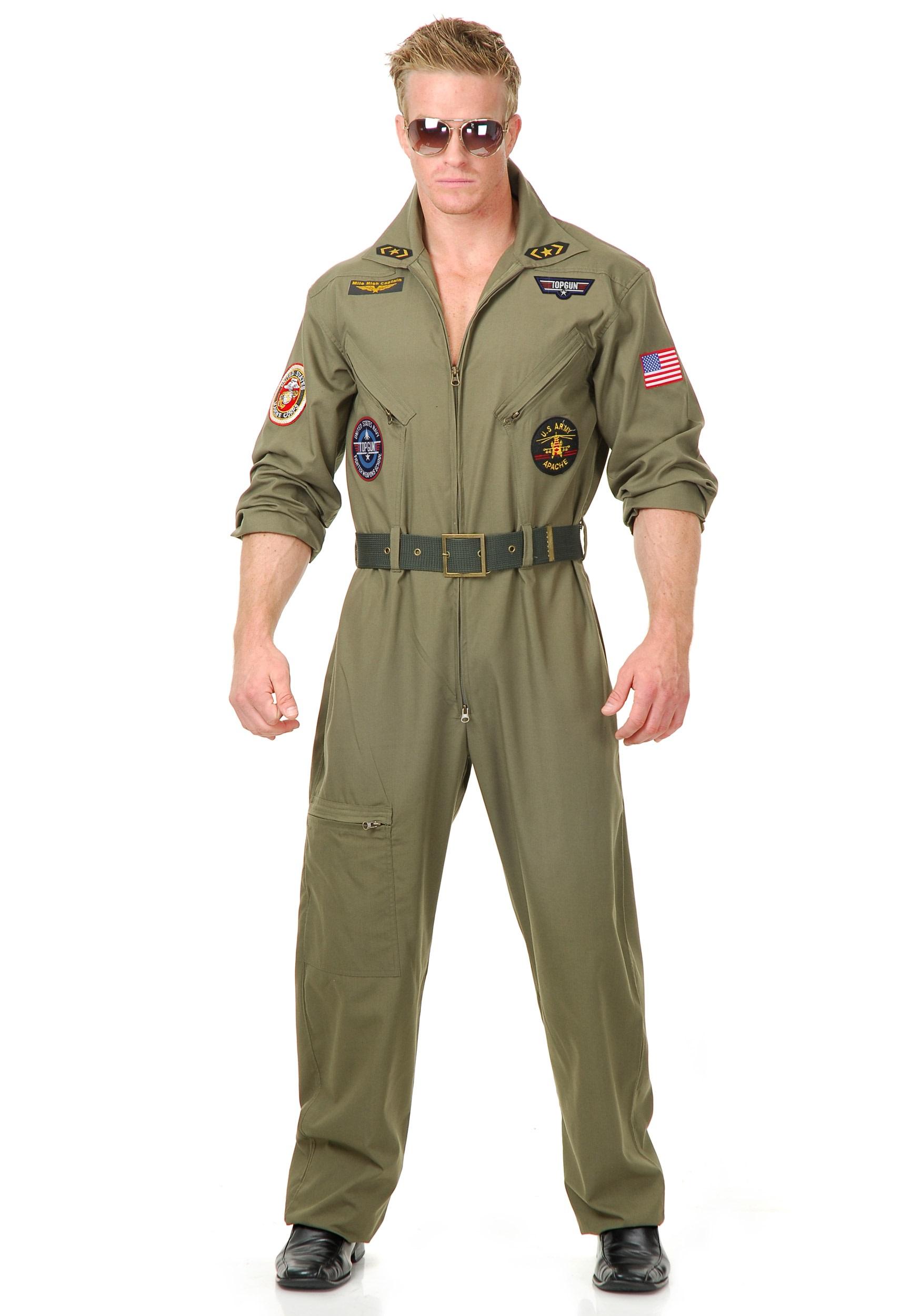 Plus Size Air Force Pilot Costume  sc 1 st  Halloween Costumes & Plus Size Air Force Pilot Costume - Halloween Costumes