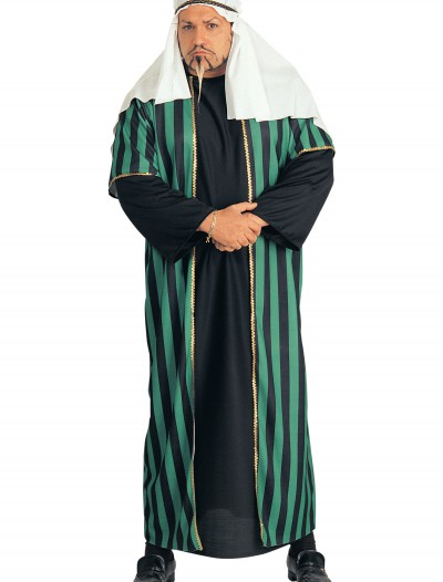 Plus Size Arab Sheik Costume, halloween costume (Plus Size Arab Sheik Costume)