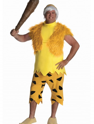 Plus Size Bamm Bamm Costume, halloween costume (Plus Size Bamm Bamm Costume)