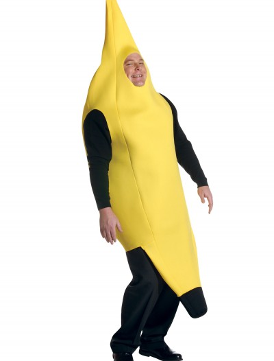 Plus Size Banana Costume, halloween costume (Plus Size Banana Costume)