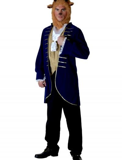 Plus Size Well-Dressed Beast Costume, halloween costume (Plus Size Well-Dressed Beast Costume)
