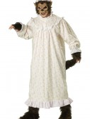 Plus Size Big Bad Wolf Costume, halloween costume (Plus Size Big Bad Wolf Costume)