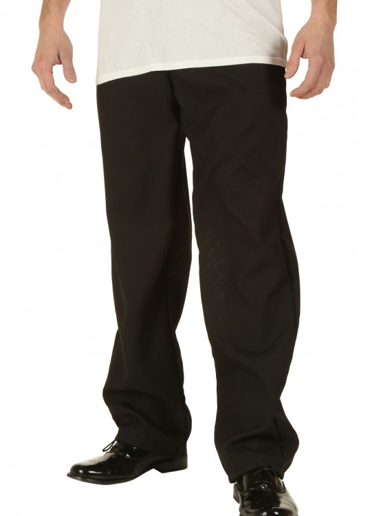 Plus Size Black Pants, halloween costume (Plus Size Black Pants)