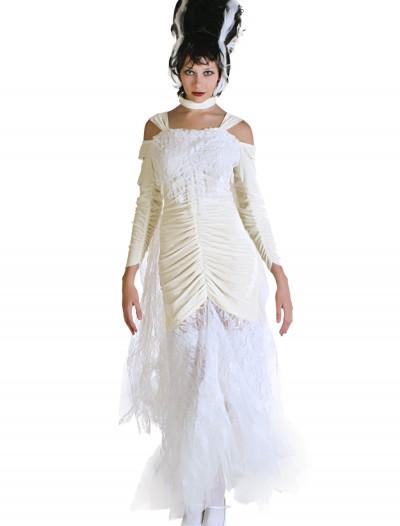 Plus Size Bride of Frankenstein Costume, halloween costume (Plus Size Bride of Frankenstein Costume)