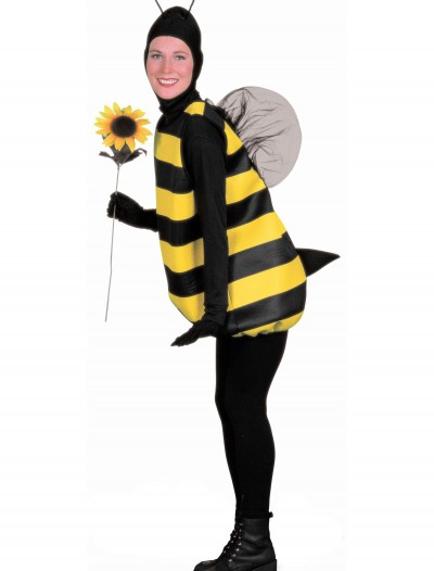 Plus Size Bumble Bee Costume, halloween costume (Plus Size Bumble Bee Costume)