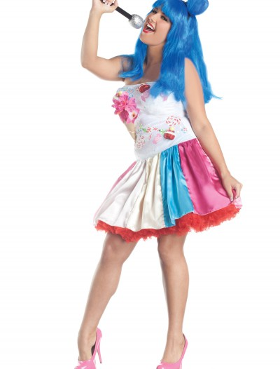 Plus Size California Candy Costume, halloween costume (Plus Size California Candy Costume)
