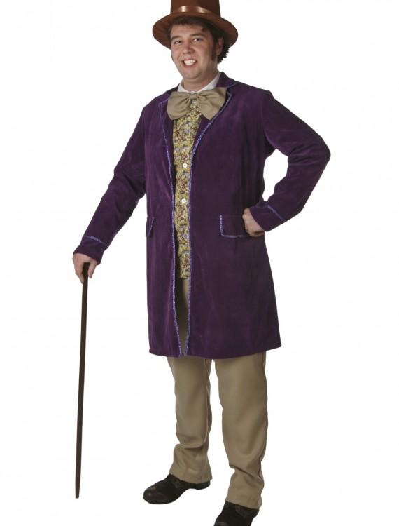 Plus Size Candy Man Costume, halloween costume (Plus Size Candy Man Costume)