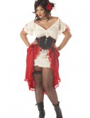 Plus Size Cantina Gal Costume, halloween costume (Plus Size Cantina Gal Costume)