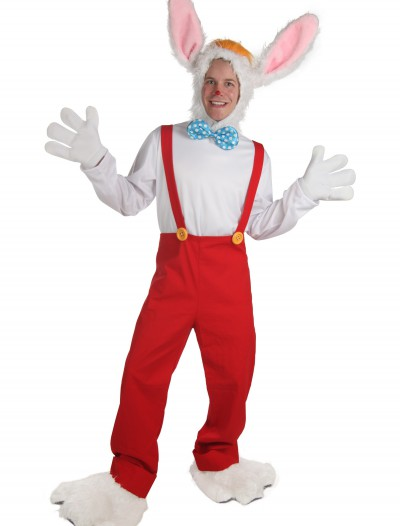 Plus Size Cartoon Rabbit Costume, halloween costume (Plus Size Cartoon Rabbit Costume)