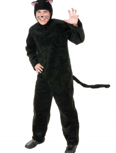 Plus Size Cat Costume, halloween costume (Plus Size Cat Costume)