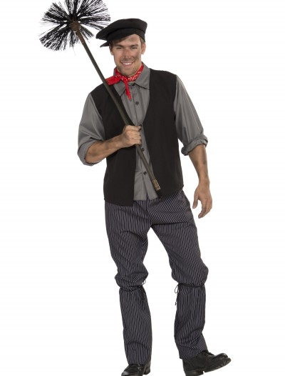 Plus Size Chimney Sweep Costume, halloween costume (Plus Size Chimney Sweep Costume)