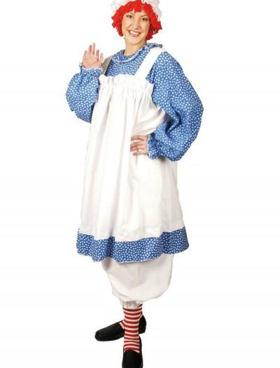 Plus Size Classic Raggedy Ann Costume, halloween costume (Plus Size Classic Raggedy Ann Costume)