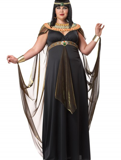 Plus Size Cleopatra Costume, halloween costume (Plus Size Cleopatra Costume)