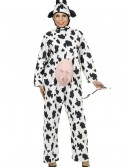 Plus Size Cow Costume, halloween costume (Plus Size Cow Costume)