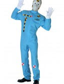 Plus Size Crash Test Dummy Costume, halloween costume (Plus Size Crash Test Dummy Costume)