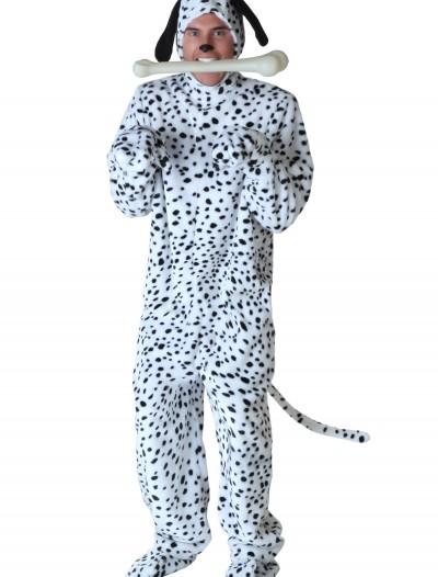 Plus Size Dalmatian Costume, halloween costume (Plus Size Dalmatian Costume)