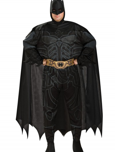 Plus Size Dark Knight Rises Batman Costume, halloween costume (Plus Size Dark Knight Rises Batman Costume)