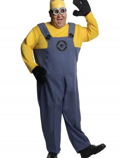 Plus Size Dave Minion, halloween costume (Plus Size Dave Minion)
