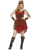 Plus Size Deadly Huntress Costume, halloween costume (Plus Size Deadly Huntress Costume)