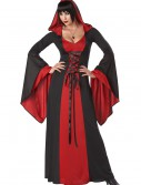 Plus Size Deluxe Hooded Robe, halloween costume (Plus Size Deluxe Hooded Robe)