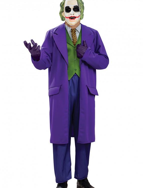 Plus Size Deluxe Joker Costume, halloween costume (Plus Size Deluxe Joker Costume)