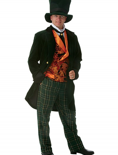 Plus Size Deluxe Mad Hatter Costume, halloween costume (Plus Size Deluxe Mad Hatter Costume)