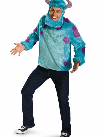 Plus Size Deluxe Sulley Costume, halloween costume (Plus Size Deluxe Sulley Costume)