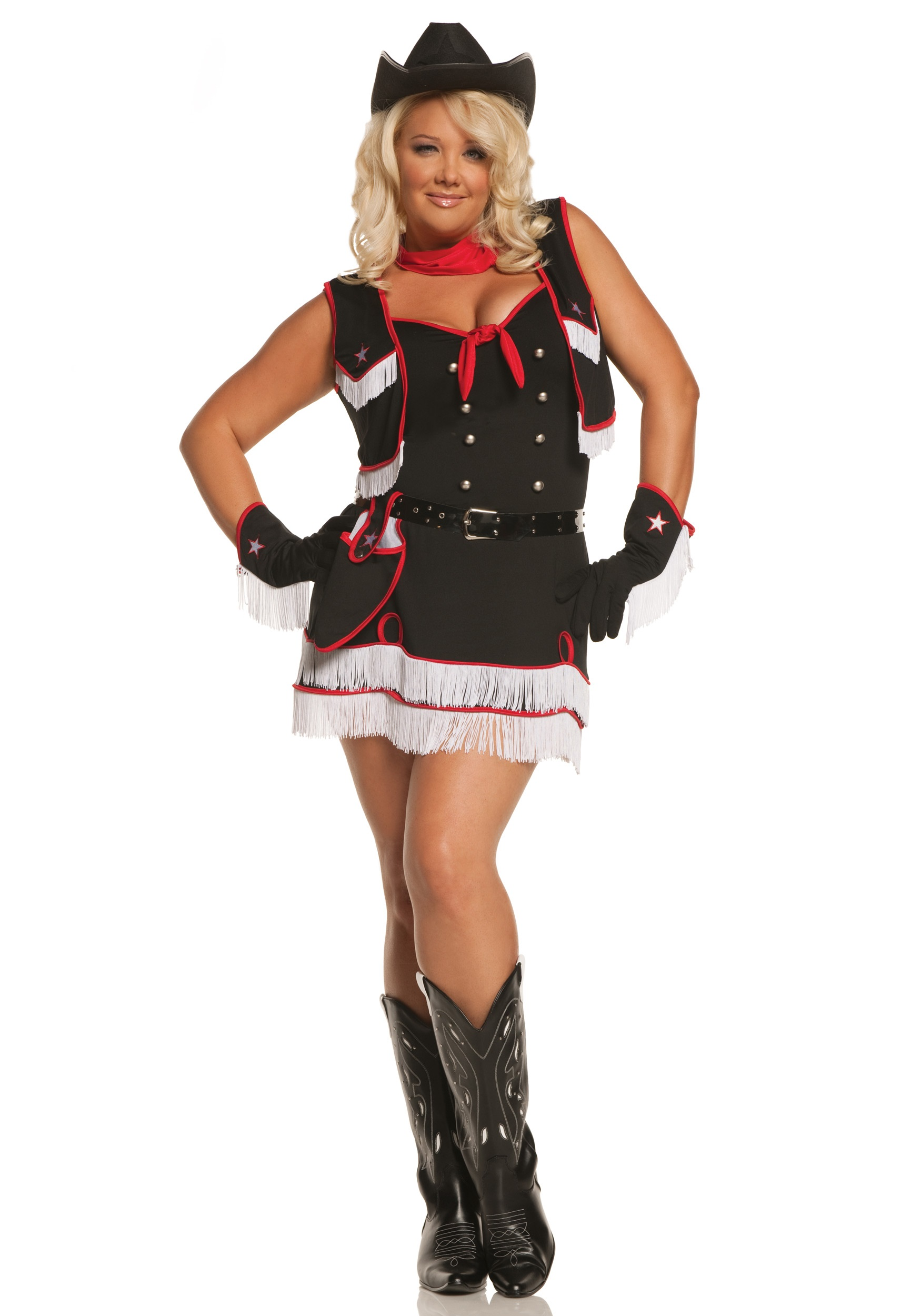 Plus Size Dirty Desperado Cowgirl Costume  sc 1 st  Halloween Costumes & Plus Size Dirty Desperado Cowgirl Costume - Halloween Costumes