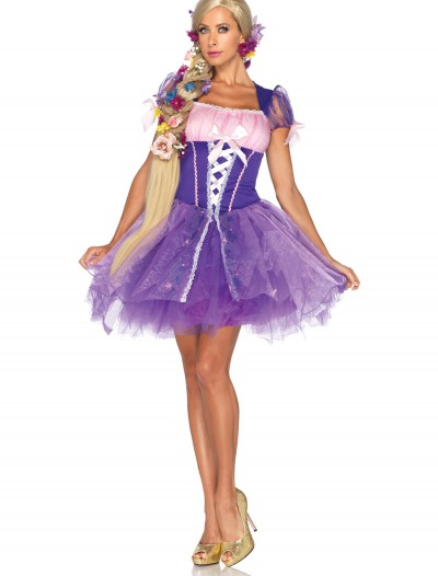 Plus Size Disney Rapunzel Costume, halloween costume (Plus Size Disney Rapunzel Costume)