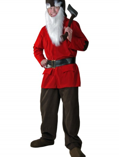 Plus Size Dwarf Costume, halloween costume (Plus Size Dwarf Costume)