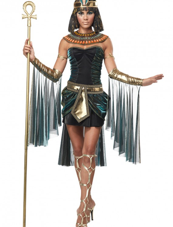 Plus Size Egyptian Goddess Costume, halloween costume (Plus Size Egyptian Goddess Costume)