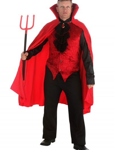 Plus Size Elite Devil Costume, halloween costume (Plus Size Elite Devil Costume)