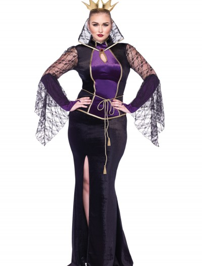 Plus Size Evil Queen Costume, halloween costume (Plus Size Evil Queen Costume)