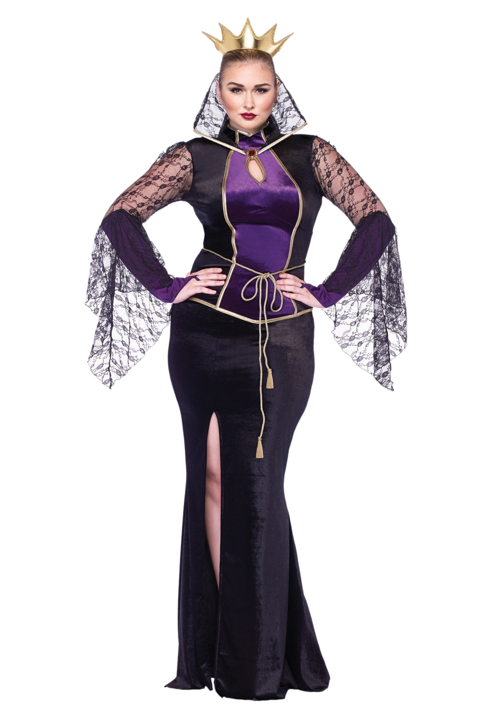 Plus Size Evil Queen Costume  sc 1 st  Halloween Costumes & Plus Size Evil Queen Costume - Halloween Costumes