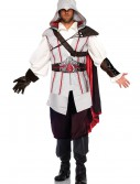 Plus Size Assassin's Creed Ezio Costume, halloween costume (Plus Size Assassin's Creed Ezio Costume)
