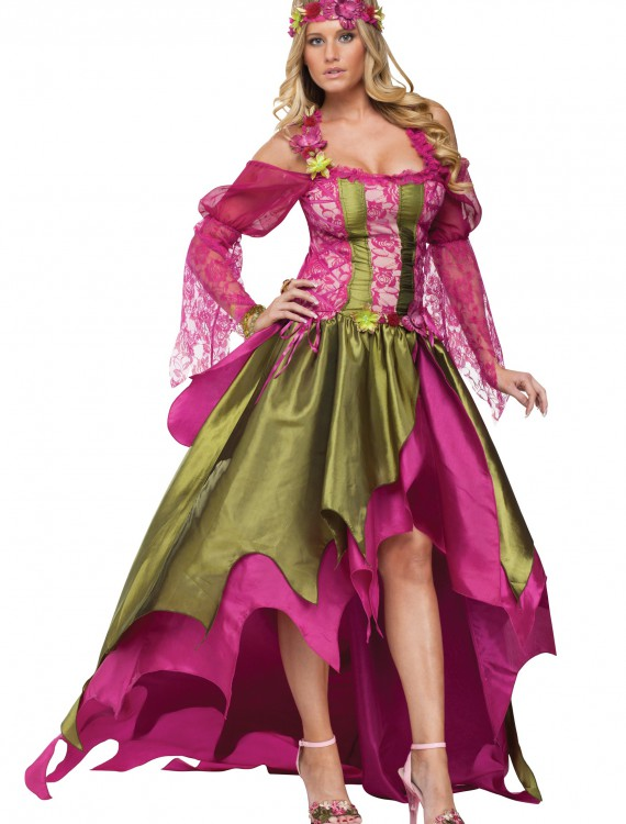 Plus Size Fairy Queen Costume, halloween costume (Plus Size Fairy Queen Costume)