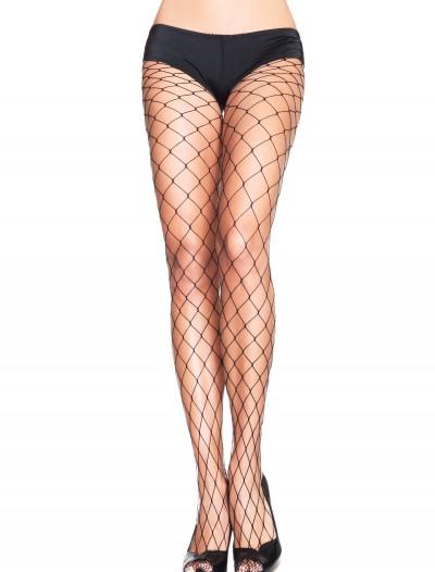 Plus Size Fence Net Pantyhose, halloween costume (Plus Size Fence Net Pantyhose)
