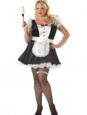 Plus Size Fiona the French Maid Costume, halloween costume (Plus Size Fiona the French Maid Costume)