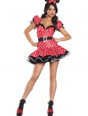 Plus Size Flirty Mouse Costume, halloween costume (Plus Size Flirty Mouse Costume)