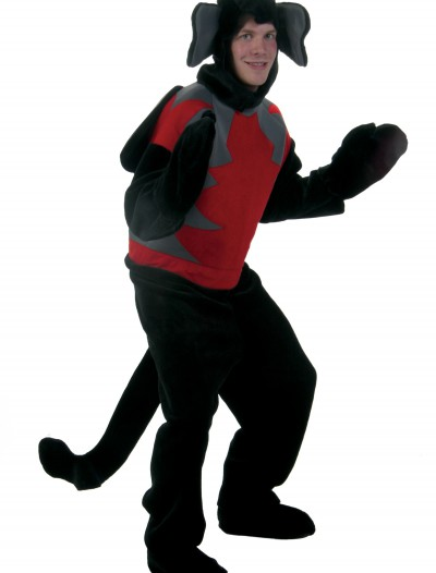 Plus Size Winged Monkey Costume, halloween costume (Plus Size Winged Monkey Costume)