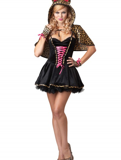 Plus Size Frisky Kitty Costume, halloween costume (Plus Size Frisky Kitty Costume)