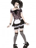 Plus Size Gothic Rag Doll Costume, halloween costume (Plus Size Gothic Rag Doll Costume)