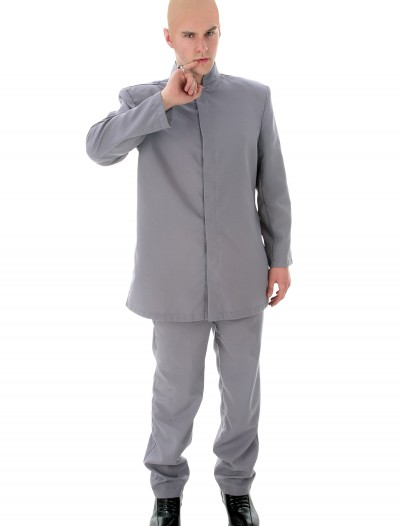 Plus Size Gray Suit, halloween costume (Plus Size Gray Suit)