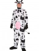 Plus Size Happy Cow Costume, halloween costume (Plus Size Happy Cow Costume)