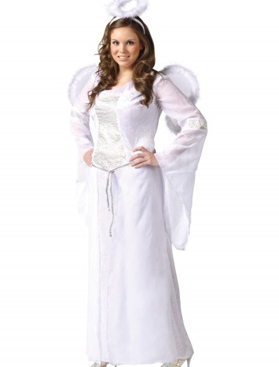 Plus Size Heavenly Angel Costume, halloween costume (Plus Size Heavenly Angel Costume)