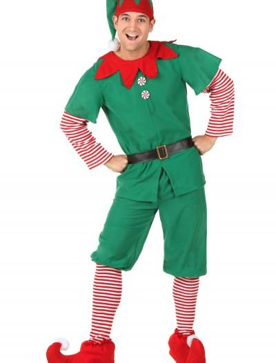 Plus Size Holiday Elf Costume, halloween costume (Plus Size Holiday Elf Costume)