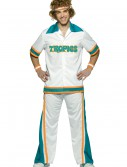 Plus Size Jackie Moon Warm Up Suit, halloween costume (Plus Size Jackie Moon Warm Up Suit)
